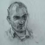 Will Stevens, 20x16