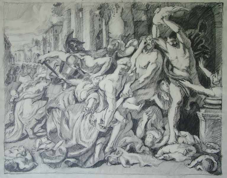rubens massacre of the innocents essay writer